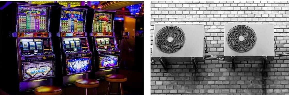 AIr con gambling